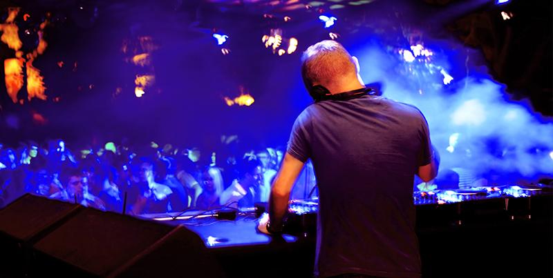 Club Resident DJ