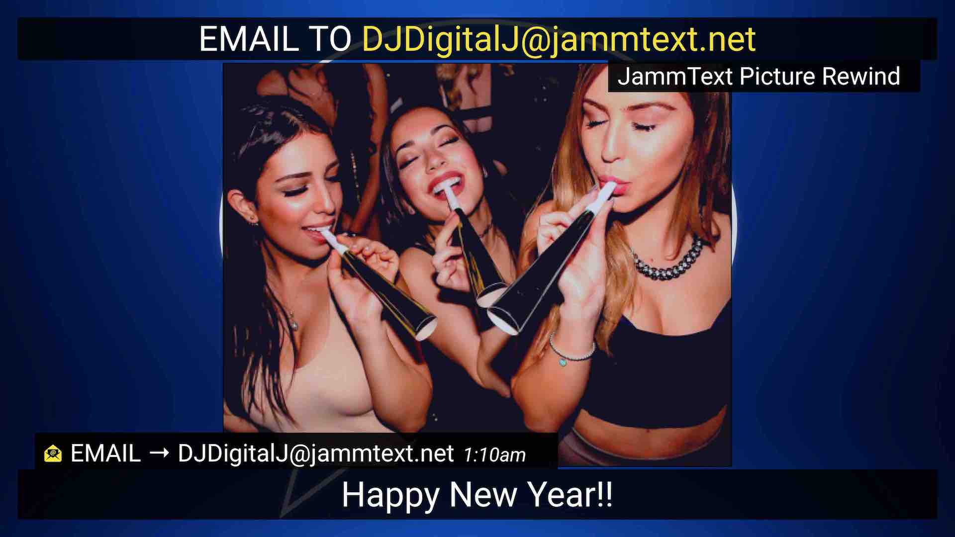 jammtext-display