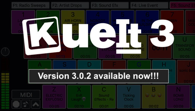 kueit 3.0.1 update